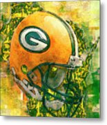 Green Bay Packers Metal Print