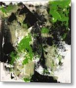 Green Field #1 Metal Print