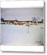 Greenskeeper Metal Print