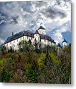 Greifenstein Castle Metal Print