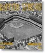Griffith Stadium Metal Print