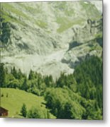 Grindelwald Switzerland 7 Metal Print