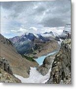 Grinnell Glacier Overlook - Glacier National Park Metal Print