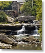 Grist Mill No. 1 Metal Print