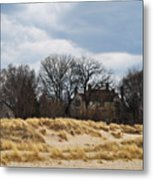Grosse Point Lighthouse Metal Print