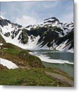 Grossglockner High Alpine Road Metal Print