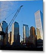 Ground Zero - Nyc - Metal Print
