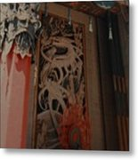 Grumanns Chinese Theater Metal Print