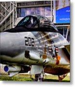Grumman F-14a Tomcat Metal Print