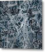 Grunge Background I Metal Print