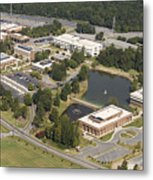 Gtcc Guilford Tech. Metal Print