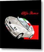 Gtv Alfa Metal Print