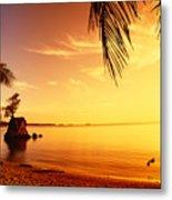 Guam, Agat Bay Metal Print