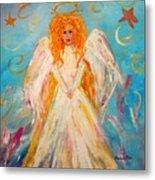 Guardian Angel Metal Print by Barbara Pirkle