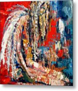 Guardian Angel Metal Print