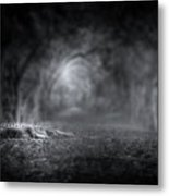 Guardian Of The Forest II Metal Print
