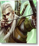 Guardians Of Middle-earth Metal Print