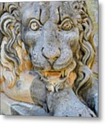 Guards Of The Grand Master.  Metal Print