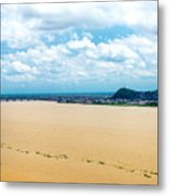 Guayas River View Metal Print