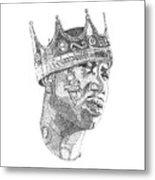 Gucci Mane Metal Print
