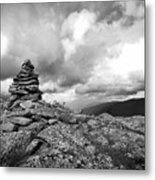 Guide In The Clouds Metal Print