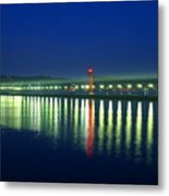 Guiding Light Metal Print