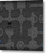 Guild Of Dungeoneering Metal Print
