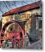 Guilford Mill Metal Print