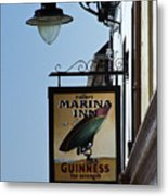 Guinness For Strength Dingle Ireland Metal Print
