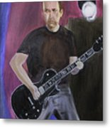 Guitar Dude  Metal Print