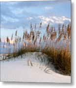Gulf Dunes Metal Print by Eric Foltz