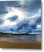 Gulf Storm Metal Print