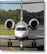 Gulfstream Aerospace G500 I-delo Frontal.nef Metal Print