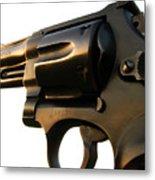 Gun Series Metal Print