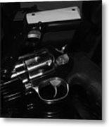 Guns And More Guns Metal Print