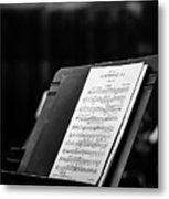 Gustav Mahler Symphony No 1 Metal Print