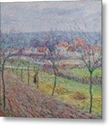 Gustave Loiseau 1865 - 1935 Big Spring Landscape Metal Print