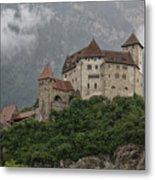 Gutenberg Castle Metal Print