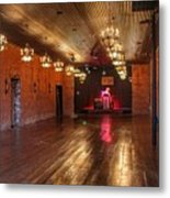 Guthrie Dance Hall  Metal Print