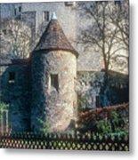 Guttenberg Castle Metal Print