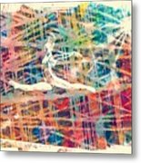 Gymnast,gymnastics Metal Print
