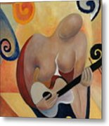 Gypsy Blues Metal Print