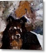 Gypsy Dog Metal Print