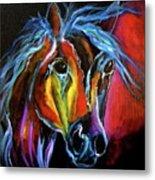 Gypsy Equine Metal Print
