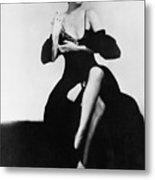 Gypsy Rose Lee (1913-1970) Metal Print