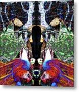 Gypsy Stalker Metal Print