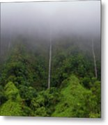 H-3 Waterfalls Metal Print