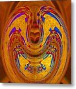 Ha Ha Ha  - Isn't It Funny Metal Print