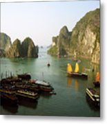 Ha Long Bay Metal Print