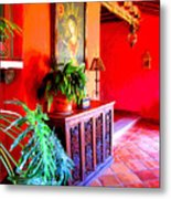 Hacienda By Darian Day Metal Print